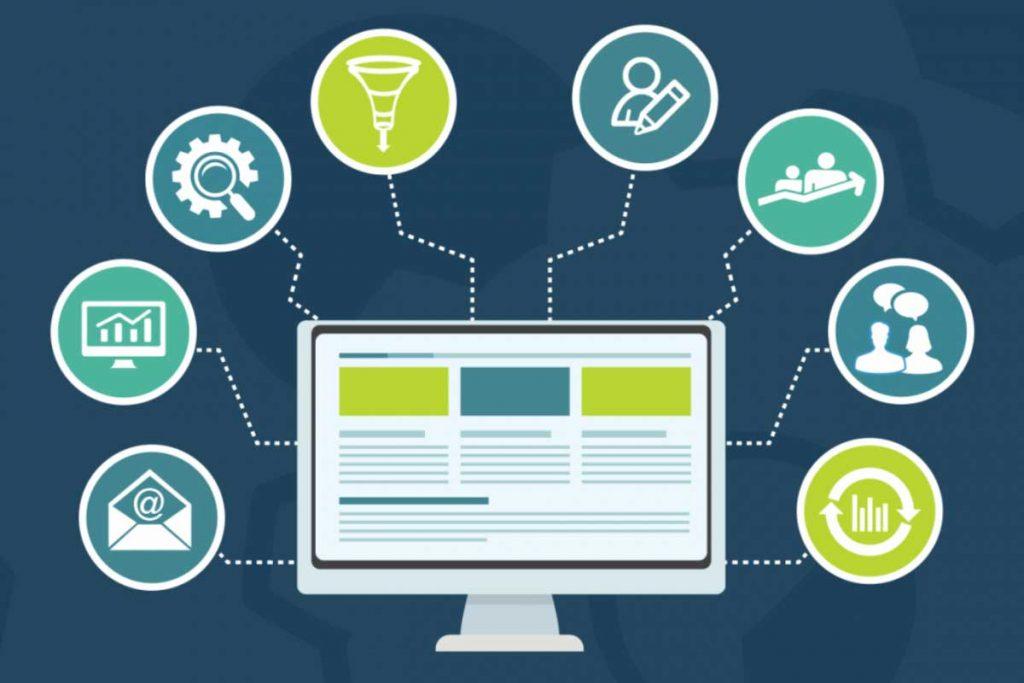 انواع بازاریابی دیجیتال مارکتینگ