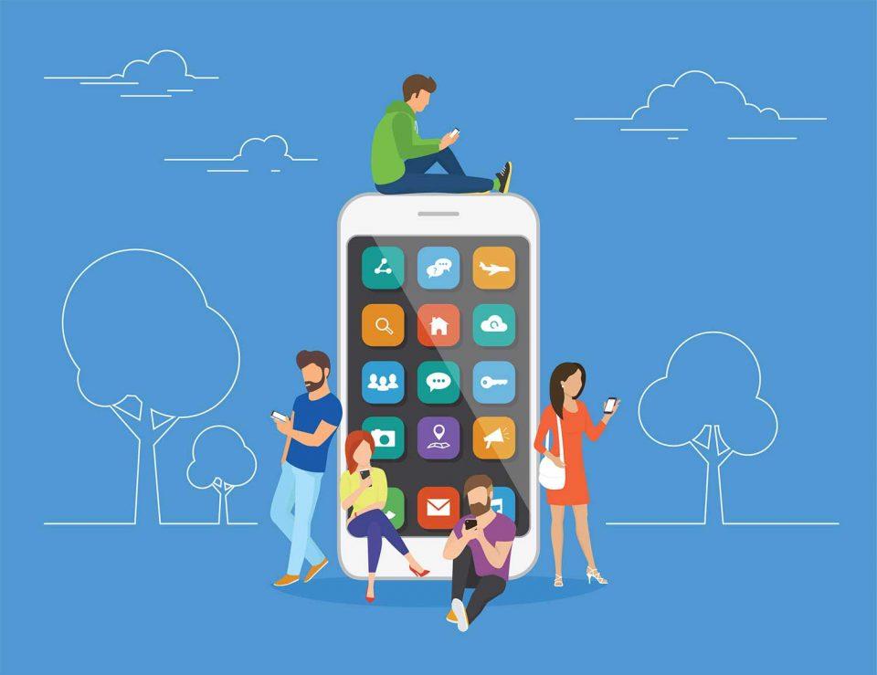 بازاریابی رسانه و شبکه های اجتماعی