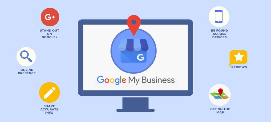 گوگل مای بیزینس / Google My Business : یک پنل مدیریتی ساخته شده توسط گوگل، برای مدیریت کسب و کارهای محلی است.