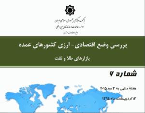 دانلود مقاله فارسی بررسی وضع اقتصادی pdf