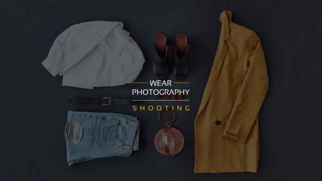 عکاسی صنعتی لباس