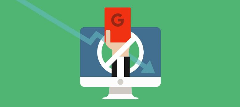 تحقیق کنید پنالتی گوگل نشده باشید.